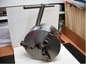 NEW Reishauer Type - RHU 250 mm � 3 Jaw � Chuck. D1 - 8 - picture1' - Click to enlarge