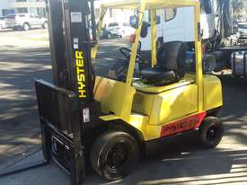 Hyster Forklift 2.5 Ton 4300mm Lift Container Mast Side Shift LPG $13000+gst - picture4' - Click to enlarge