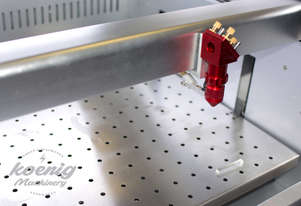 80W POWER - Large Desktop Laser Cutter - 600x500mm bed - IN STOCK