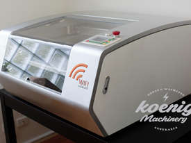 80W POWER - Large Desktop Laser Cutter - 600x500mm bed - IN STOCK - picture2' - Click to enlarge