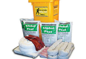 Oil & Fuel Spill Kit – 235L absorbent capacity