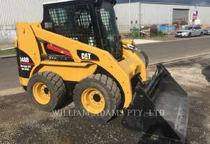 CATERPILLAR 248B Skid Steer Loaders