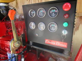 Cougar K-4100ZP Diesel Engine 57.0HP + Monitor Sys - picture7' - Click to enlarge