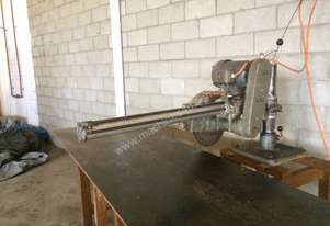 Gmf G.M.F. Radial Arm Saw