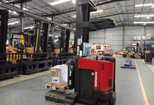 Raymond 1590kg Used Electric Reach Truck R35TT