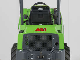 Avant 523 Mini Loader W/ Log Grab - picture12' - Click to enlarge