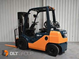 Toyota Forklift 8FG25 2.5 Tonne Forklift Container Mast Current Model Low Hours - picture0' - Click to enlarge