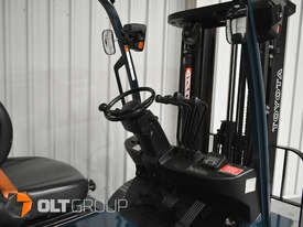 Toyota Forklift 8FG25 2.5 Tonne Forklift Container Mast Current Model Low Hours - picture6' - Click to enlarge
