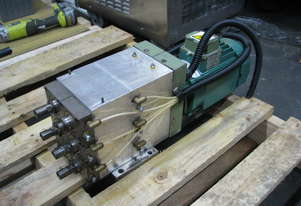 6 Head Multi Gang Spindle Drill
