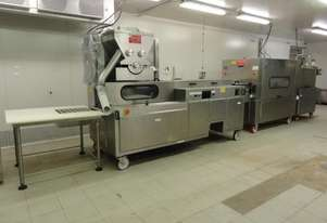 Prosciutto Massaging & Salting Line, Soncini