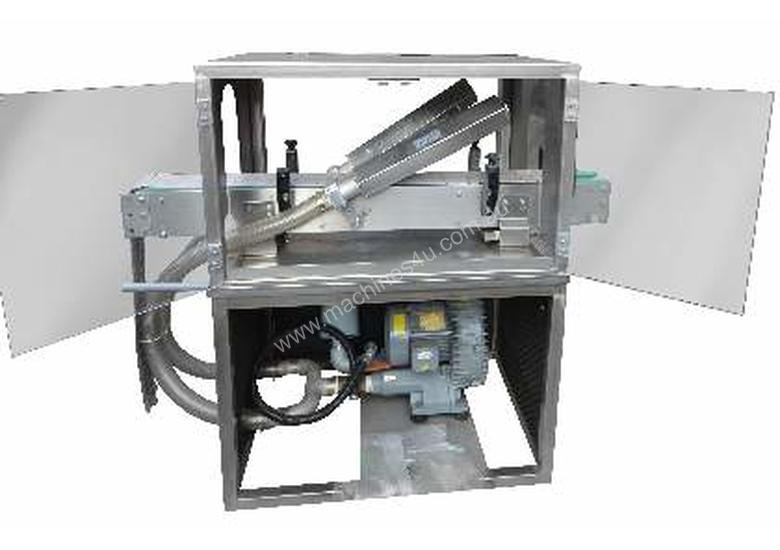 Air Knife and High Blower (s/s food grade unit)
