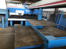 1996 Finn Power TP6-25 SBF2PLUS/AM Hydraulic Turret Punch - picture7' - Click to enlarge
