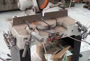 Elumatec used Elumatic aluminium saw
