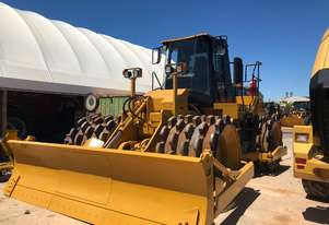2005 CATERPILLAR 825H SOIL COMPACTOR