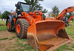 HITACHI 2017 ZW310 ARTICULATED FRONT END WHEEL LOADER