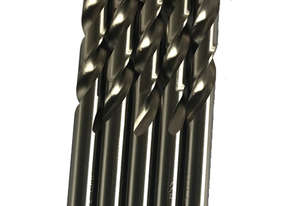 Intech 8.5mm Jobber Drill Bit HSS 1901085 - Pack of 5