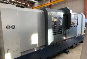 Cnc lathe ECOCA  WITH  LIVE TOOLING