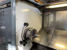 Cnc lathe ECOCA  WITH  LIVE TOOLING  - picture16' - Click to enlarge