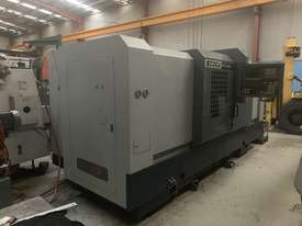 Cnc lathe ECOCA  WITH  LIVE TOOLING  - picture3' - Click to enlarge