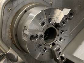 Cnc lathe ECOCA  WITH  LIVE TOOLING  - picture2' - Click to enlarge