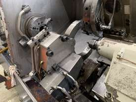 Cnc lathe ECOCA  WITH  LIVE TOOLING  - picture5' - Click to enlarge