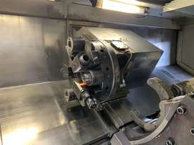 Cnc lathe ECOCA  WITH  LIVE TOOLING  - picture14' - Click to enlarge