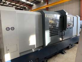 Cnc lathe ECOCA  WITH  LIVE TOOLING  - picture0' - Click to enlarge