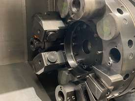 Cnc lathe ECOCA  WITH  LIVE TOOLING  - picture18' - Click to enlarge