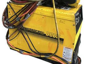 WIA MIG Welder Weldmatic Constructor DC65 3Phase 415 Volt  with WF605 Wire Feeder - picture0' - Click to enlarge