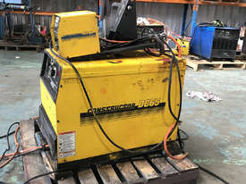 WIA MIG Welder Weldmatic Constructor DC65 3Phase 415 Volt  with WF605 Wire Feeder - picture1' - Click to enlarge