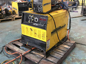 WIA MIG Welder Weldmatic Constructor DC65 3Phase 415 Volt  with WF605 Wire Feeder - picture2' - Click to enlarge