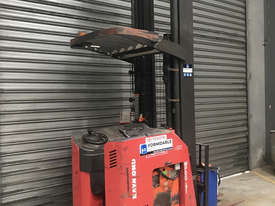 Raymond 7400 Reach Forklift Forklift - picture1' - Click to enlarge