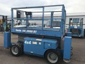GENIE 26' RT SCISSOR LIFT - picture1' - Click to enlarge