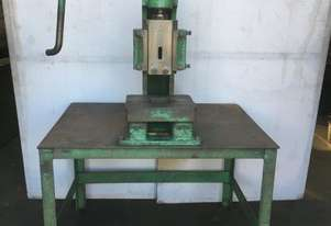 Accro 12ton Fly Press on metal stand
