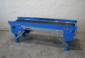 Motorised Belt Conveyor - 1.65m long