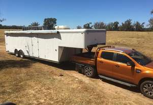 Enclosed Race Car Trailer/Transporter, Location: Bullsbrook, WA