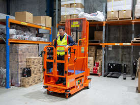 Dingli TT37 Electric Aerial Order Picker - picture2' - Click to enlarge