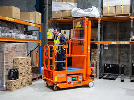 Dingli TT37 Electric Aerial Order Picker - picture3' - Click to enlarge