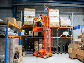Dingli TT37 Electric Aerial Order Picker - picture0' - Click to enlarge