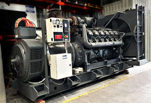 500kVA Used Dorman 12QT Open Generator Set