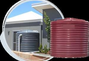 NEW WEST COAST POLY 9000 LITRE RAIN WATER STORAGE TANK/ FREE DELIVERY IN WA