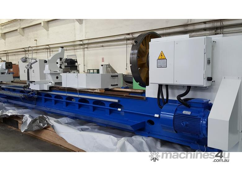 Puma 6000mm BC | 1250mm swing heavy duty lathe Incl Digital Readout