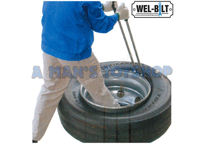 TRUCK TYRE LEVER 1050MM TUBELESS TYRE