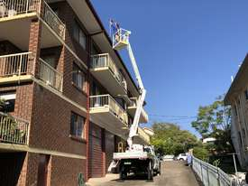Nifty-Lift 10m Ford Ranger Ute EWP Cherry Picker Travel Tower - picture2' - Click to enlarge