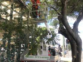 Nifty-Lift 10m Ford Ranger Ute EWP Cherry Picker Travel Tower - picture3' - Click to enlarge