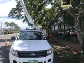 Nifty-Lift 10m Ford Ranger Ute EWP Cherry Picker Travel Tower - picture5' - Click to enlarge
