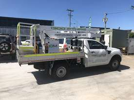 Nifty-Lift 10m Ford Ranger Ute EWP Cherry Picker Travel Tower - picture8' - Click to enlarge