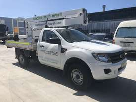 Nifty-Lift 10m Ford Ranger Ute EWP Cherry Picker Travel Tower - picture11' - Click to enlarge