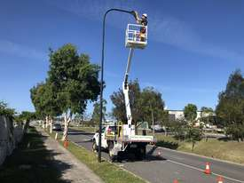 Nifty-Lift 10m Ford Ranger Ute EWP Cherry Picker Travel Tower - picture13' - Click to enlarge