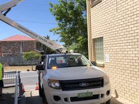 Nifty-Lift 10m Ford Ranger Ute EWP Cherry Picker Travel Tower - picture14' - Click to enlarge